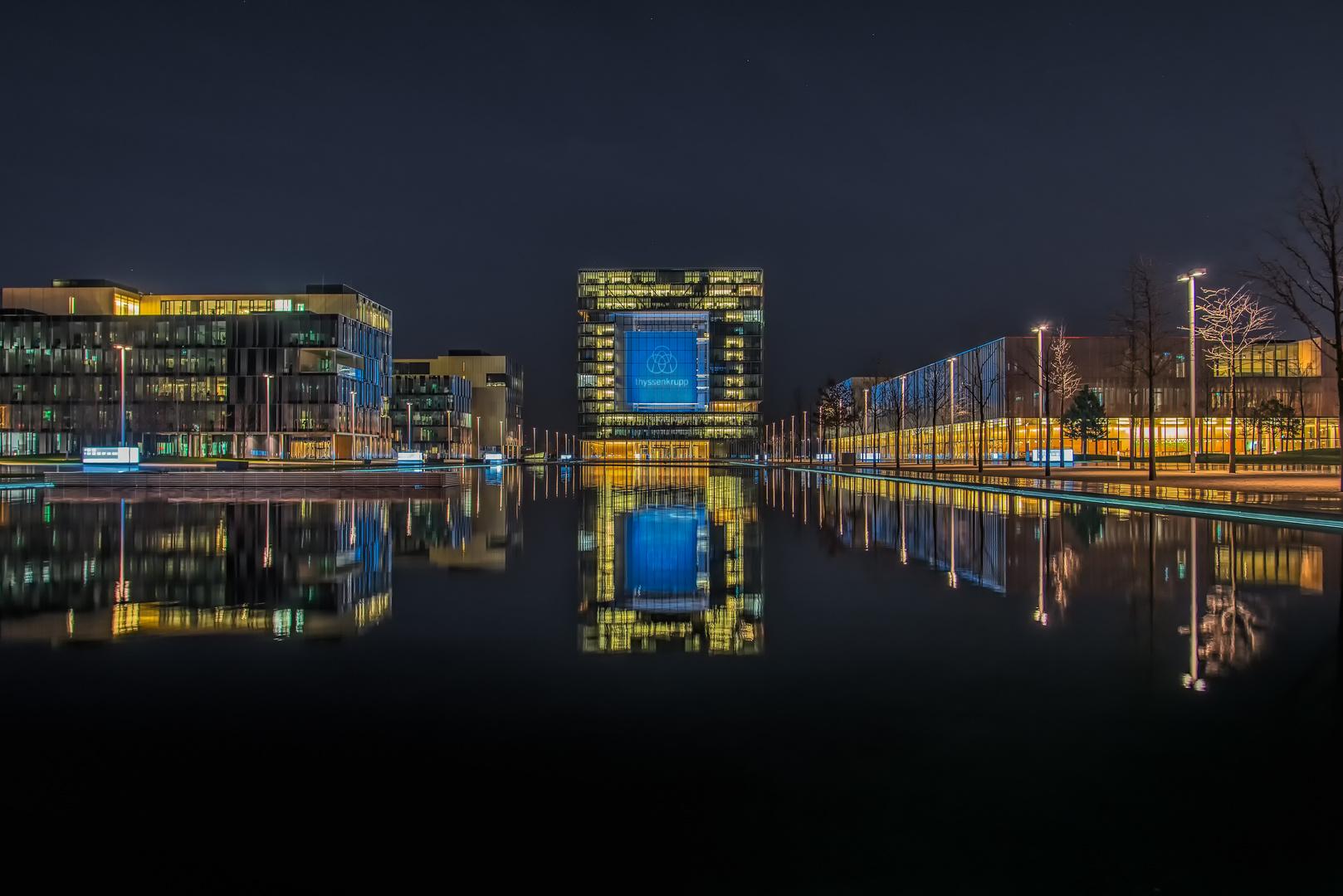 ThyssenKrupp Verwaltung
