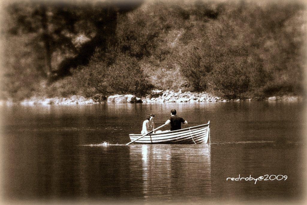 ti porterò sul lago...