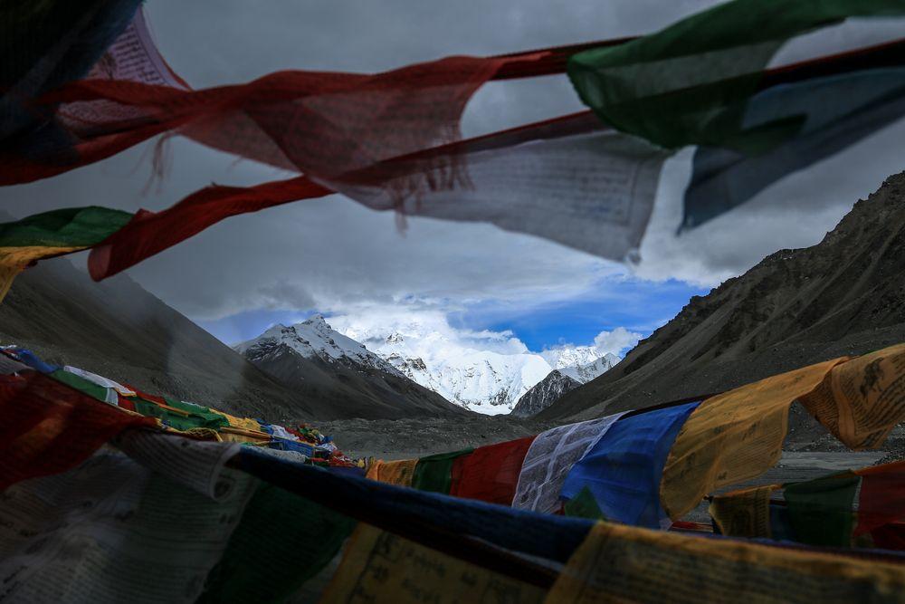 Tibet (31)- Mount Everest