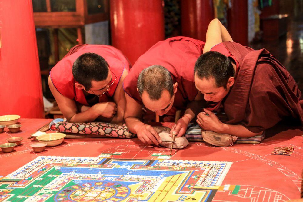 Tibet (62)- Mandala