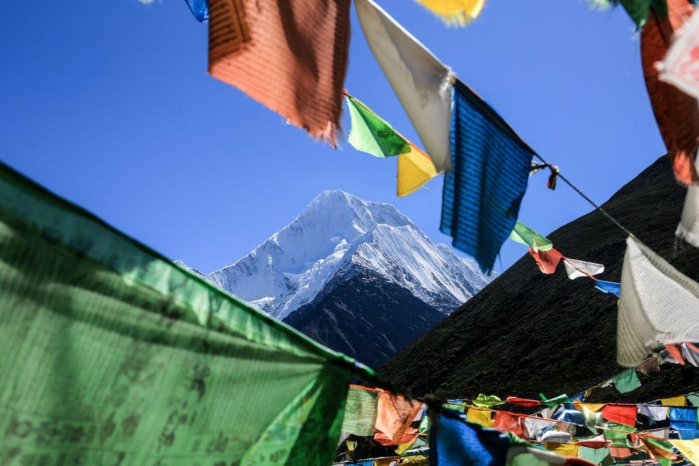 Tibet (68)- Minya Konka