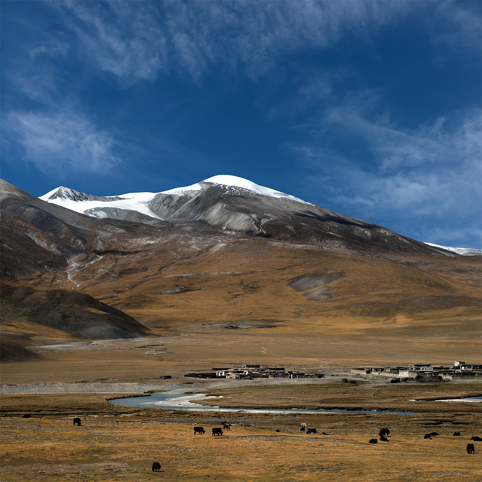 Tibet by hitchhiking