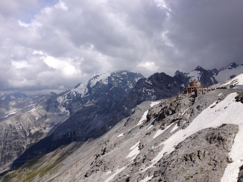 Tibet Hütte