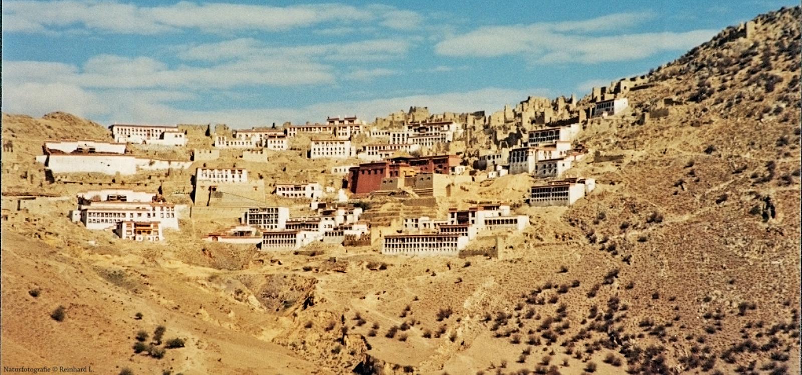 Tibet Kloster Ganden