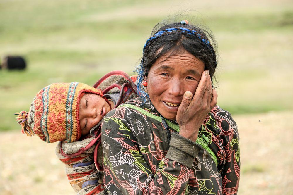 Tibetanische Portraits (6)