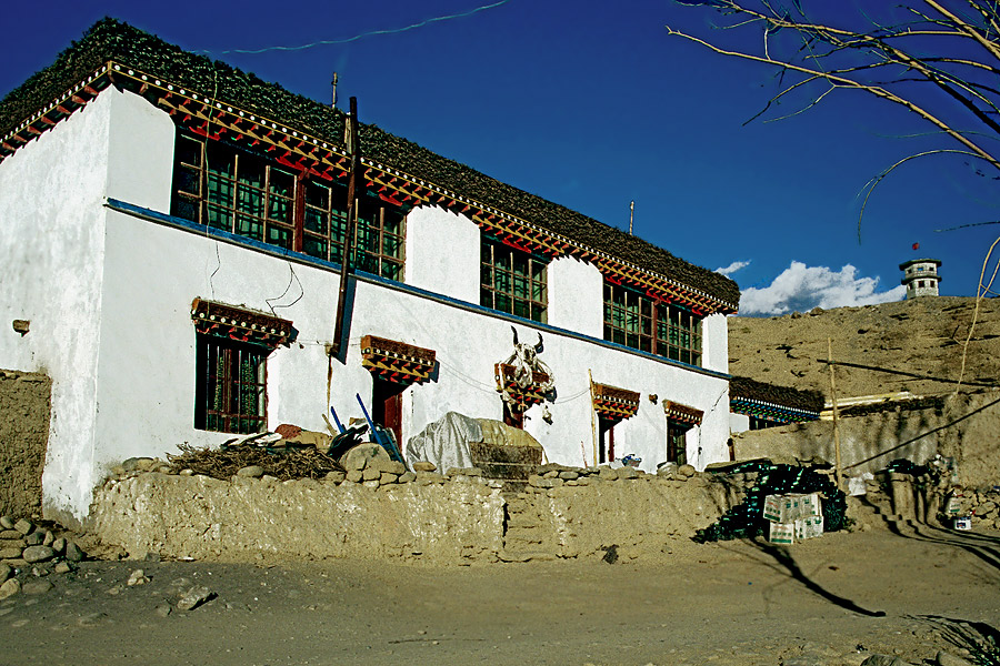 Tibetische Architektur I