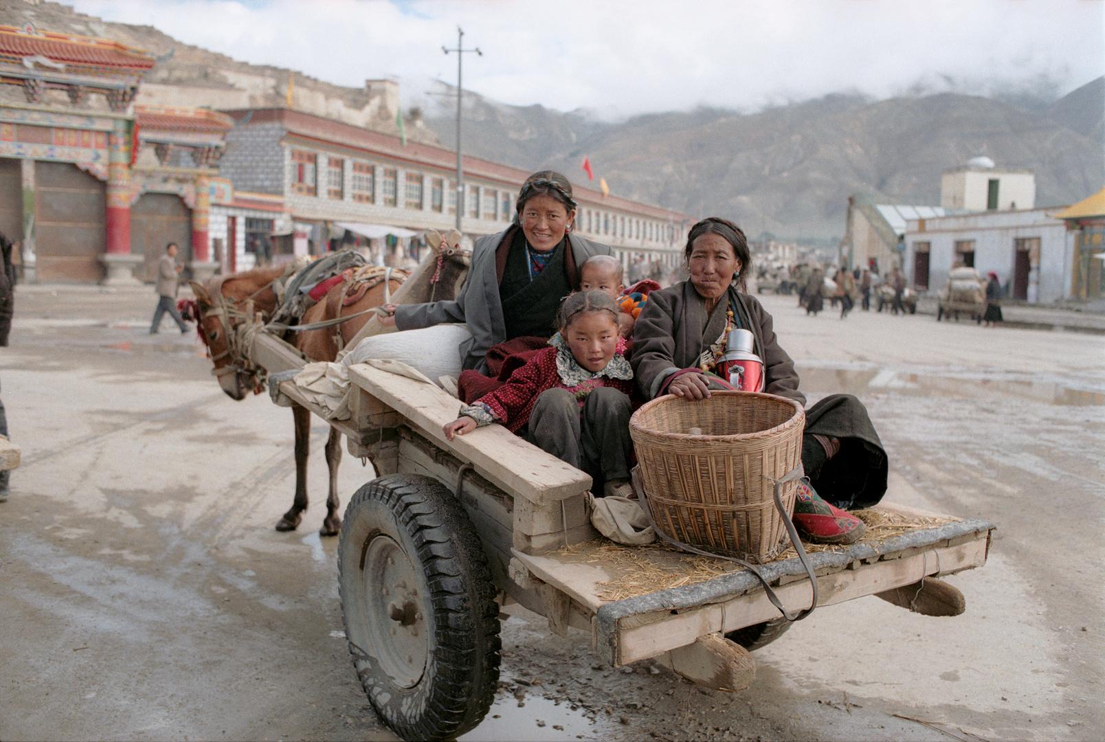 Tibetkutsche