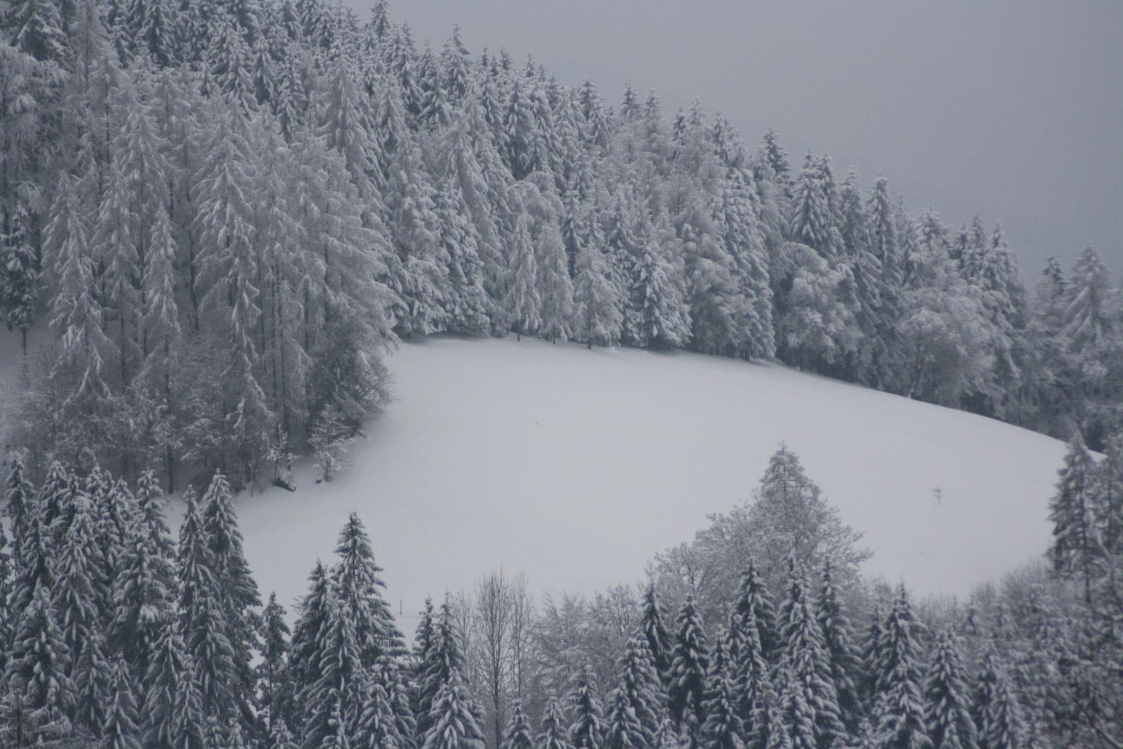 Tiefster Winter...
