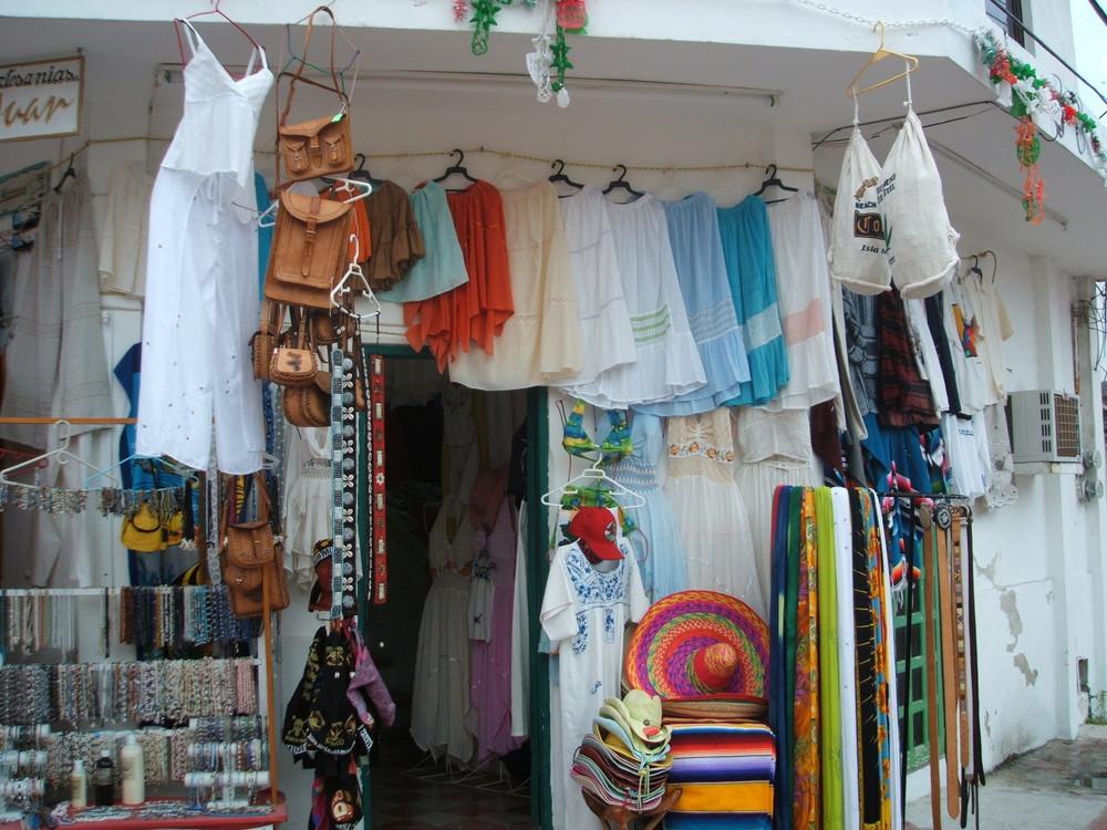 Tienda en Isla Mujeres