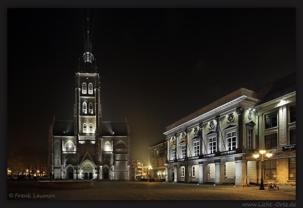 Tienen Marktplatz - Belgien