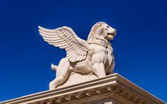 Tierskulptur, Caesars Palace, Las Vegas, USA