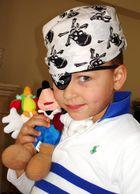 ties piraat