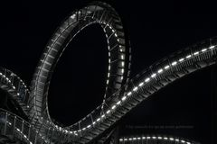 Tiger and Turtle 5