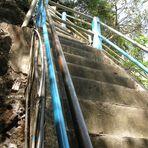 Tiger Cave Tempel (Wat Tham Sua) in Krabi