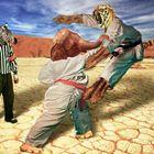 Tiger vs Elefant Runde 2