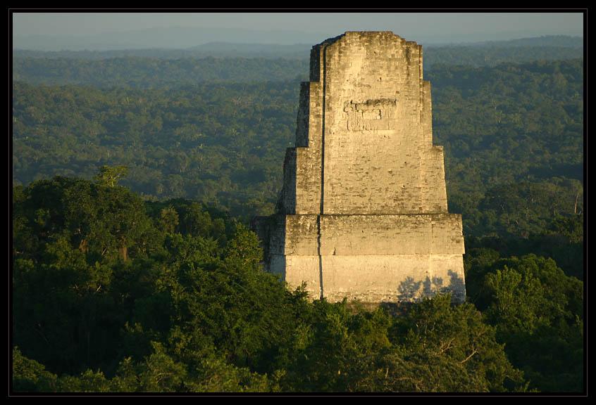 Tikal - Tempel 3