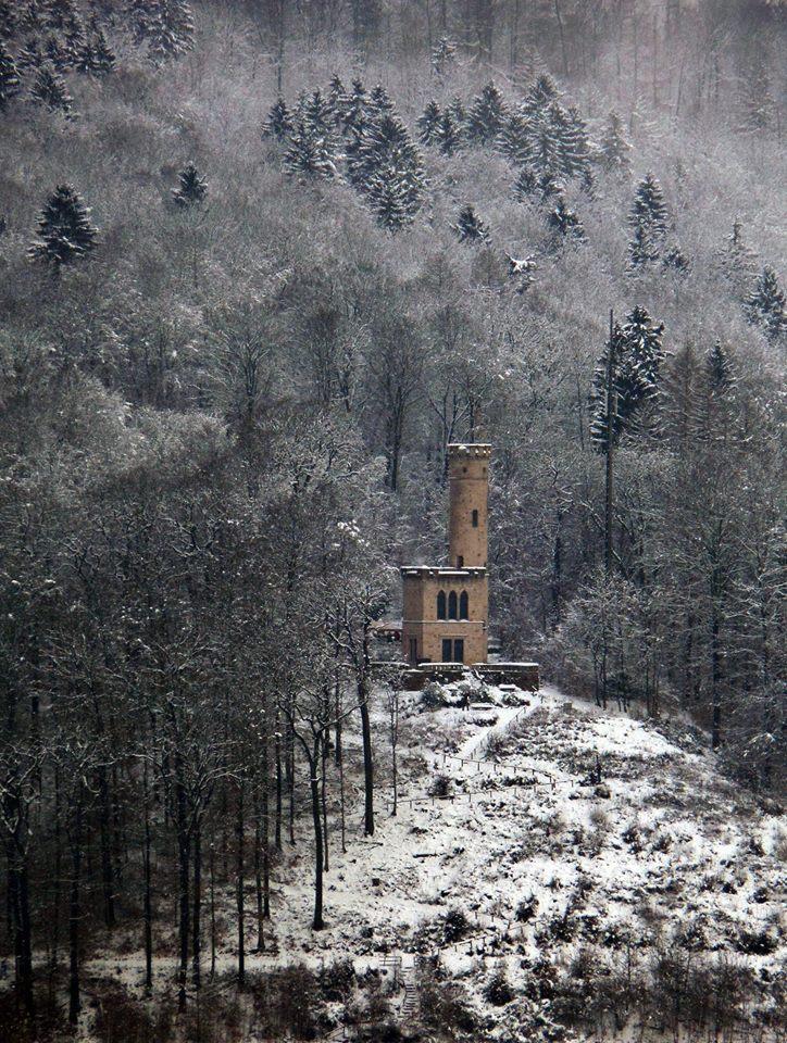 Tillyschanze im Rheinhardswald