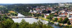 Tilt & Shift in Kettwig