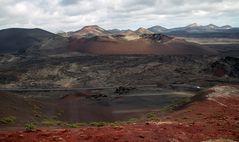 Timanfaya -3- Krater