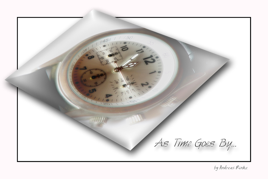 Time...