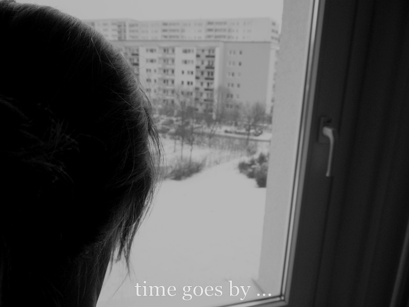 time goes by..