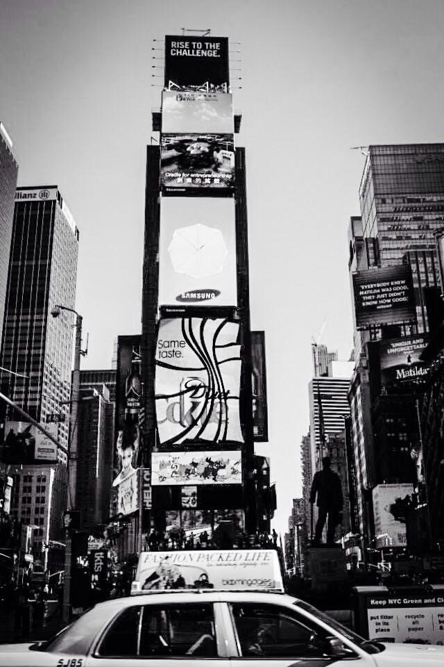 Time Square...