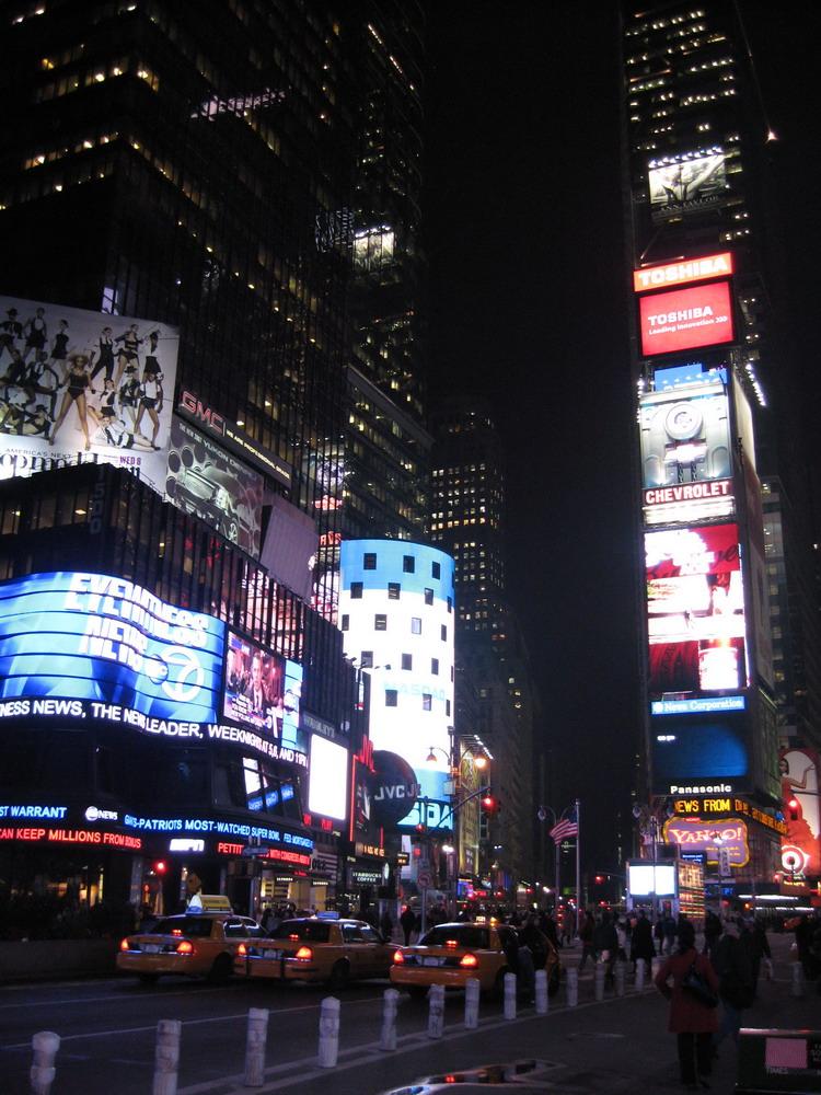 Time Square #3