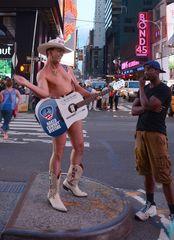 Time Square ..