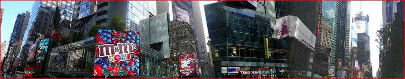 Time Square Panorama