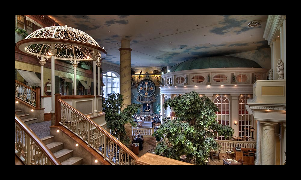 Si Centrum Stuttgart Restaurant
