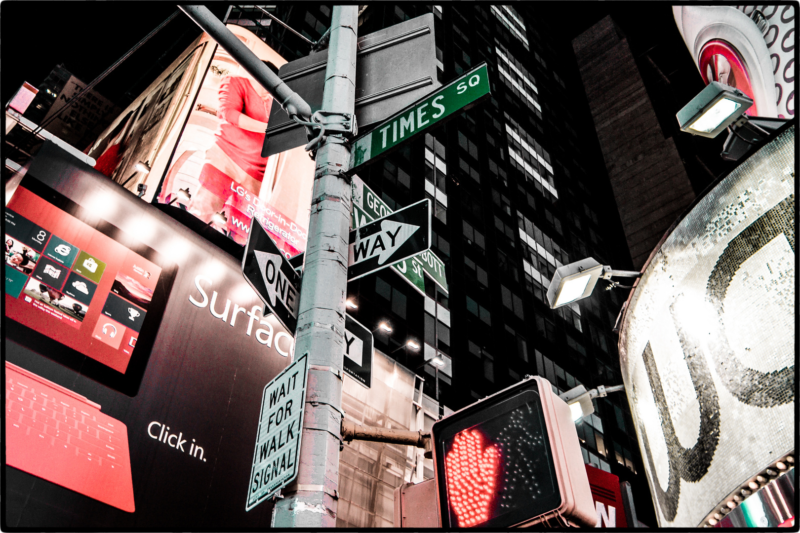Times Square #1