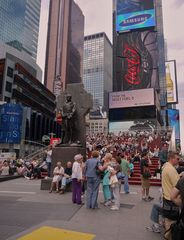 Times Square ...