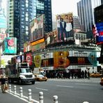 Times Square - Bee Movie