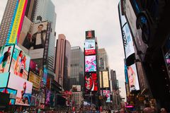 Times Square by Day
