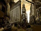 Times Square Comic Complication