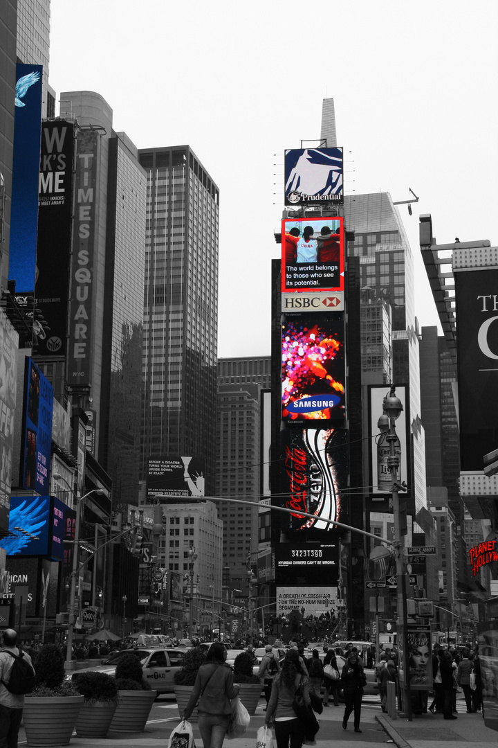 Times Square - New York 2010