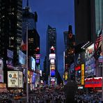 Times Square @ Night