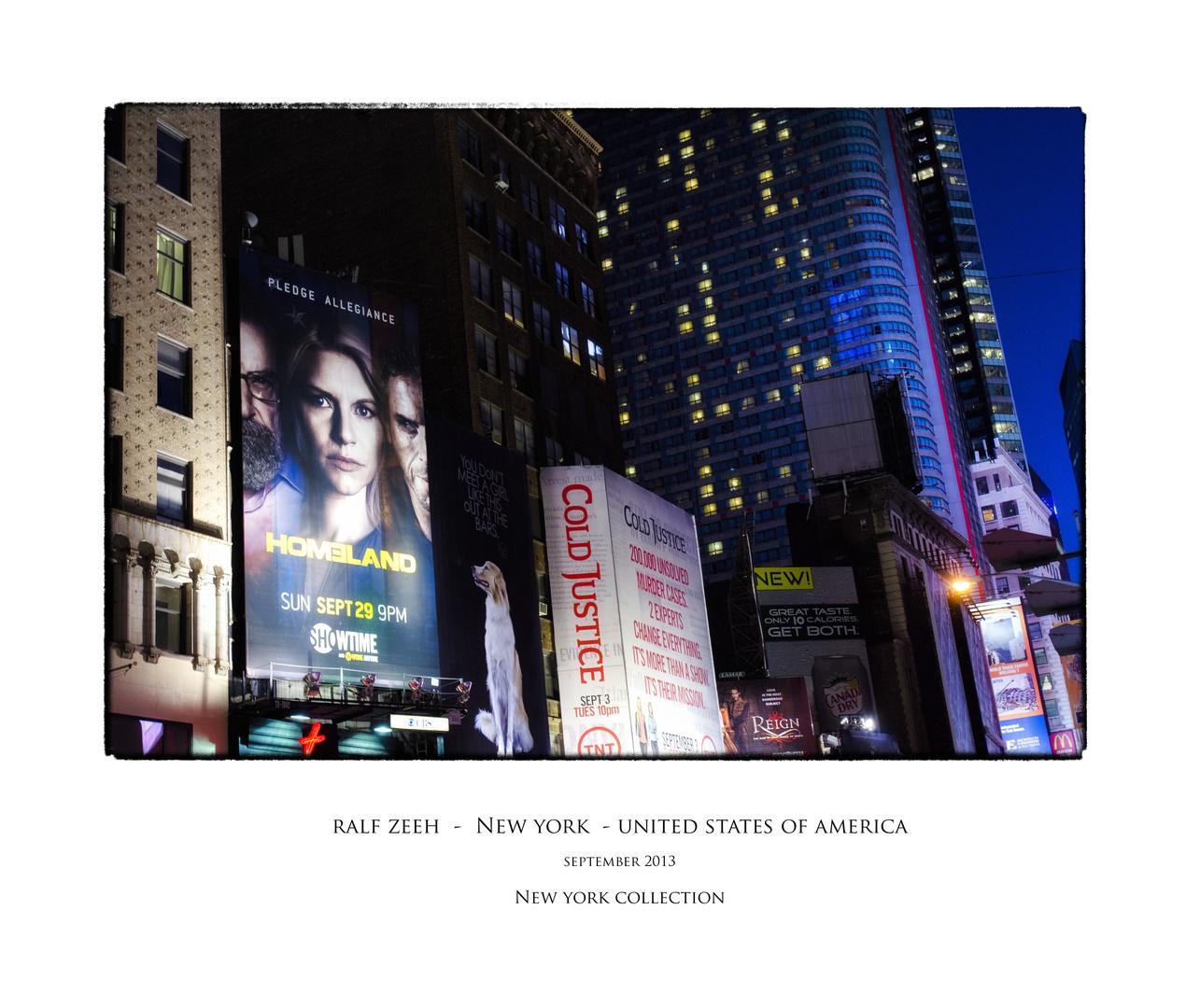 Times Square No.IV
