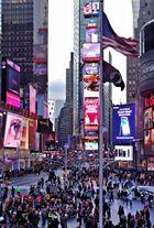 times square - nov 2012