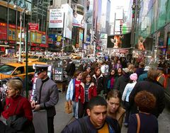 Times Square People