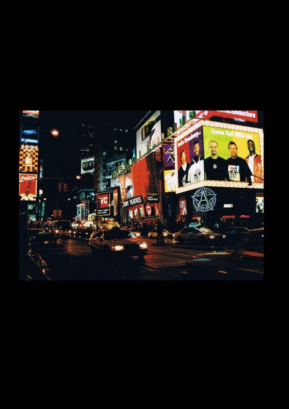 Times Square take two