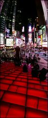 Times Square - Vertical