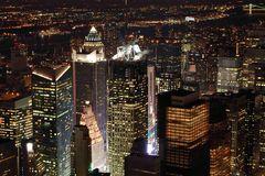 Times Square von ganz oben