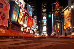 Times Square von ganz unten