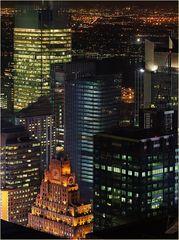 """"""" Times Square """" von oben"""