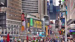 Timesquare New York City
