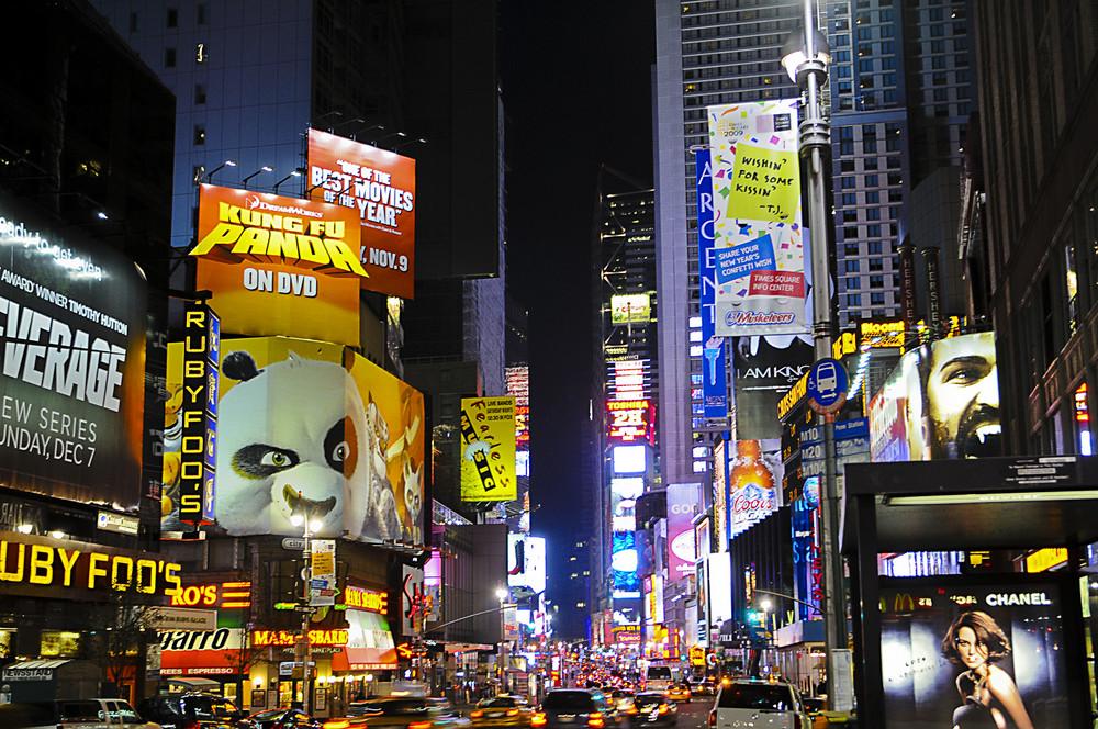 Timesquare - New York City
