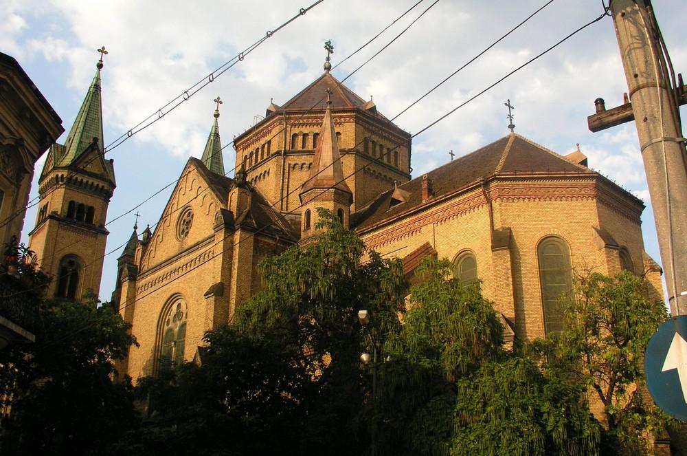 Timisoara -Biserica Millenium
