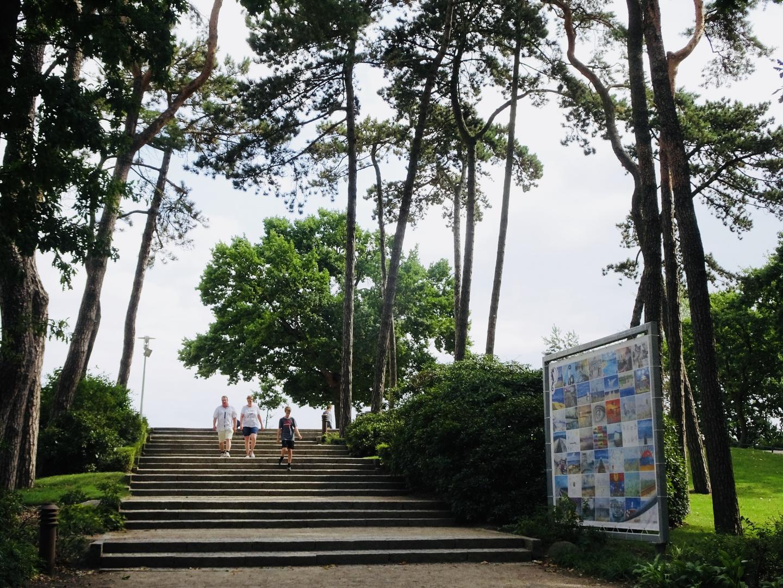 Timmendorfer Strand Kurpark