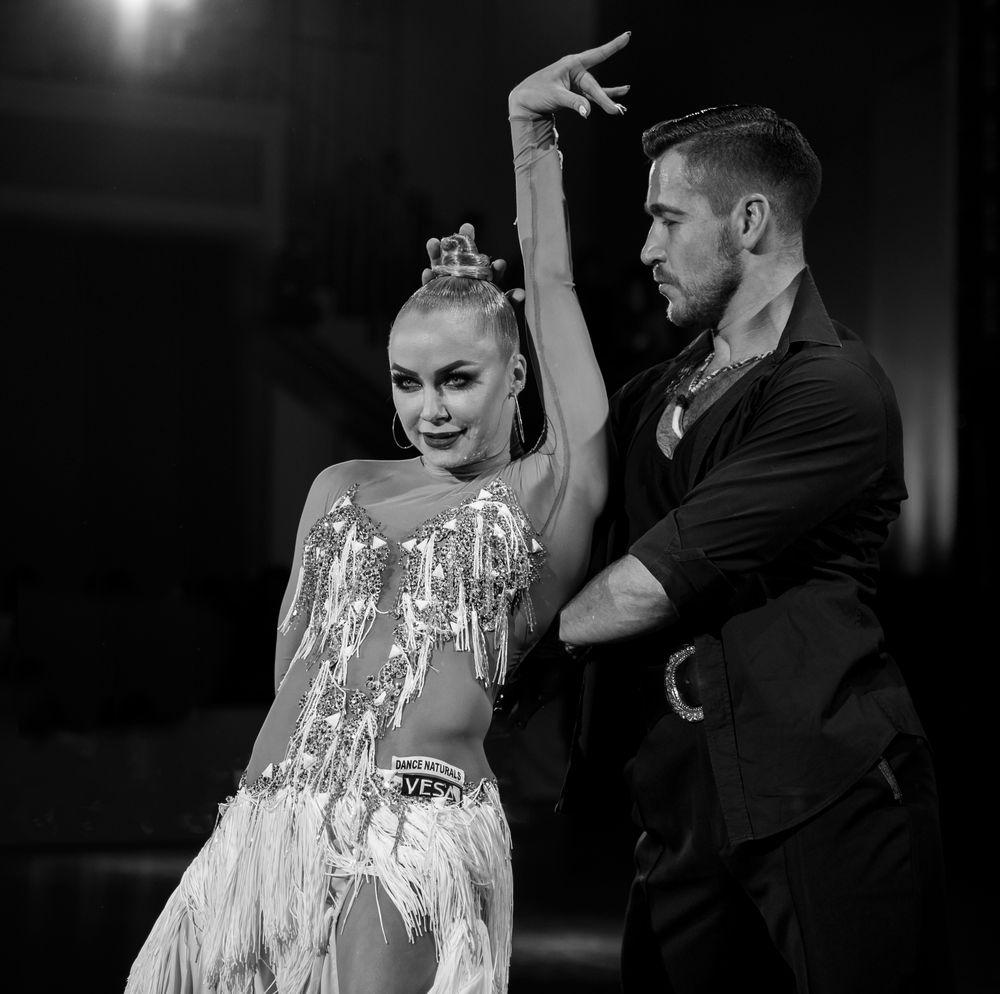 Timur Imametdinov & Nina Bezzubova beim ChaChaCha